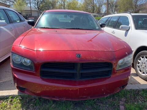 2007 Dodge Charger for sale at ALVAREZ AUTO SALES in Des Moines IA