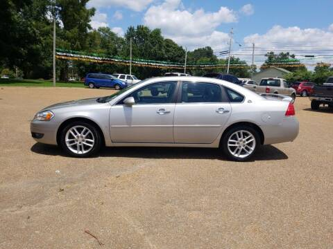 2008 Chevrolet Impala for sale at Frontline Auto Sales in Martin TN