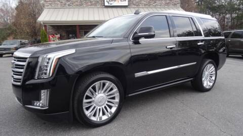 2015 Cadillac Escalade for sale at Driven Pre-Owned in Lenoir NC