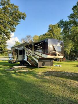2019 Forest River Riverstone 39RKFB for sale at RV Wheelator in Tucson AZ