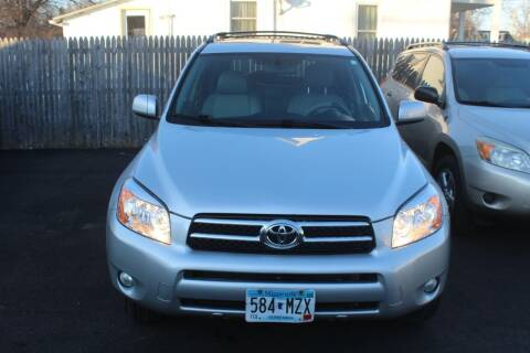 2007 Toyota RAV4 for sale at Rochester Auto Mall in Rochester MN