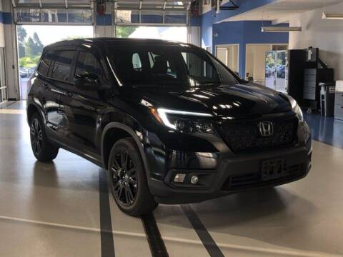 2019 Honda Passport for sale at Simply Better Auto in Troy NY