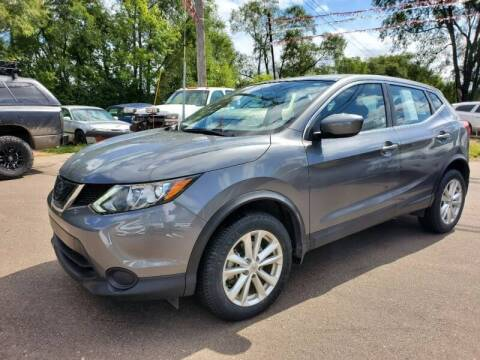 2018 Nissan Rogue Sport for sale at Dealswithwheels in Inver Grove Heights MN