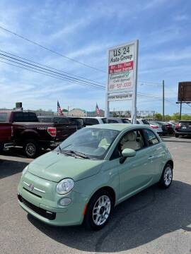 2013 FIAT 500 for sale at US 24 Auto Group in Redford MI