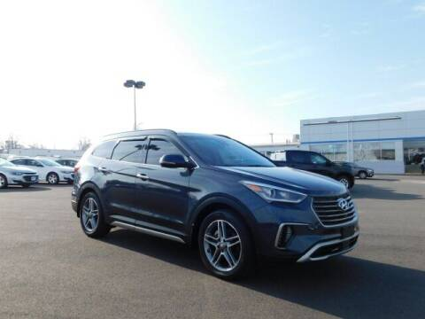 2019 Hyundai Santa Fe XL for sale at Radley Cadillac in Fredericksburg VA