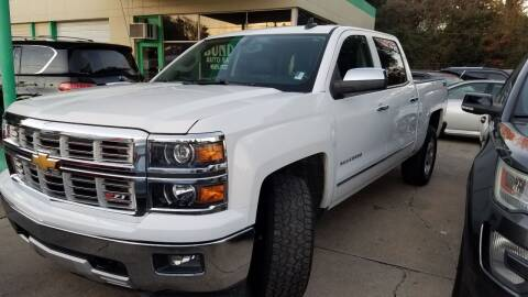 2015 Chevrolet Silverado 1500 for sale at Bundy Auto Sales in Sumter SC