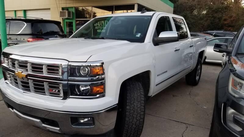 2015 Chevrolet Silverado 1500 for sale at Bundy Auto Sales in Sumter SC