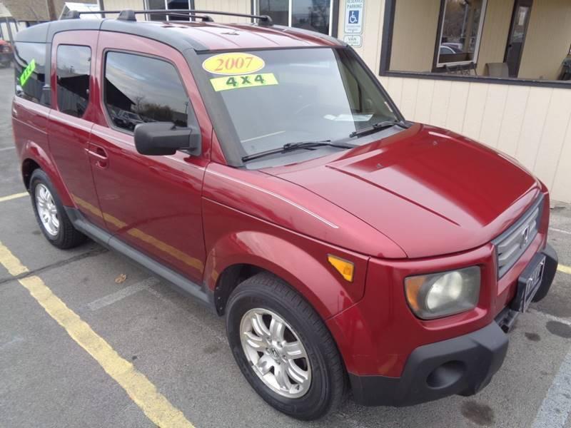2007 Honda Element for sale in Yakima, WA