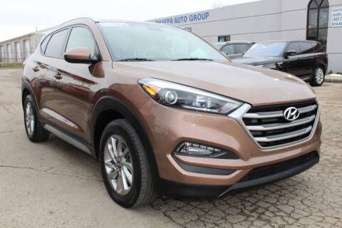 2017 Hyundai Tucson for sale at SHAFER AUTO GROUP in Columbus OH