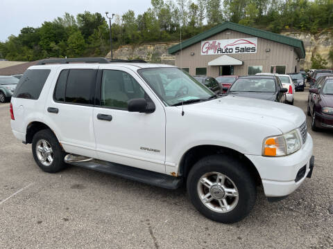 2005 Ford Explorer for sale at Gilly's Auto Sales in Rochester MN