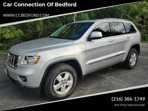 2013 Jeep Grand Cherokee for sale at Car Connection of Bedford in Bedford OH
