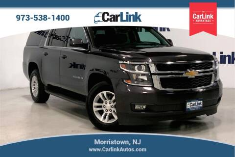 2015 Chevrolet Suburban for sale at CarLink in Morristown NJ