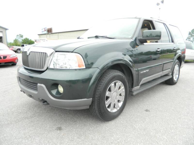 2003 Lincoln Navigator for sale at Auto House Of Fort Wayne in Fort Wayne IN