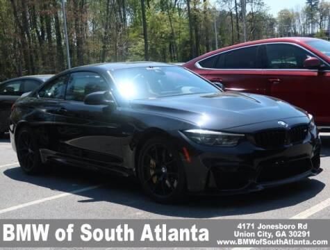 2019 BMW M4 for sale at Carol Benner @ BMW of South Atlanta in Union City GA