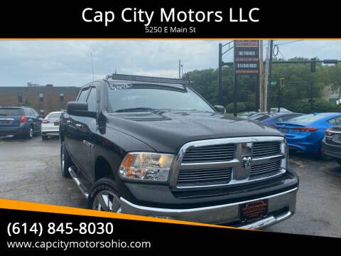 2012 RAM Ram Pickup 1500 for sale at Cap City Motors LLC in Columbus OH