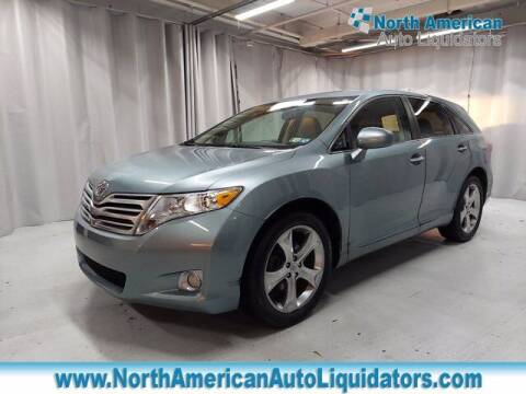 2010 Toyota Venza for sale at North American Auto Liquidators in Essington PA