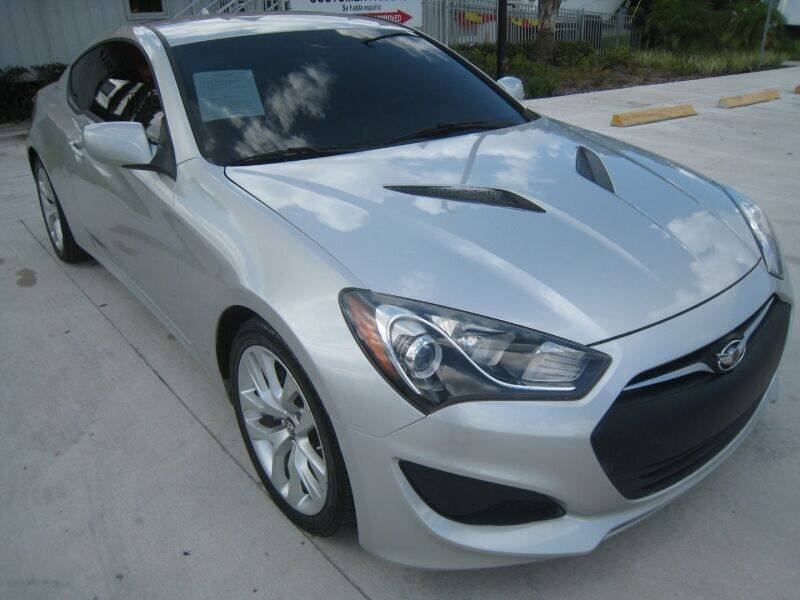 2013 Hyundai Genesis Coupe for sale at Empire Automotive Group Inc. in Orlando FL