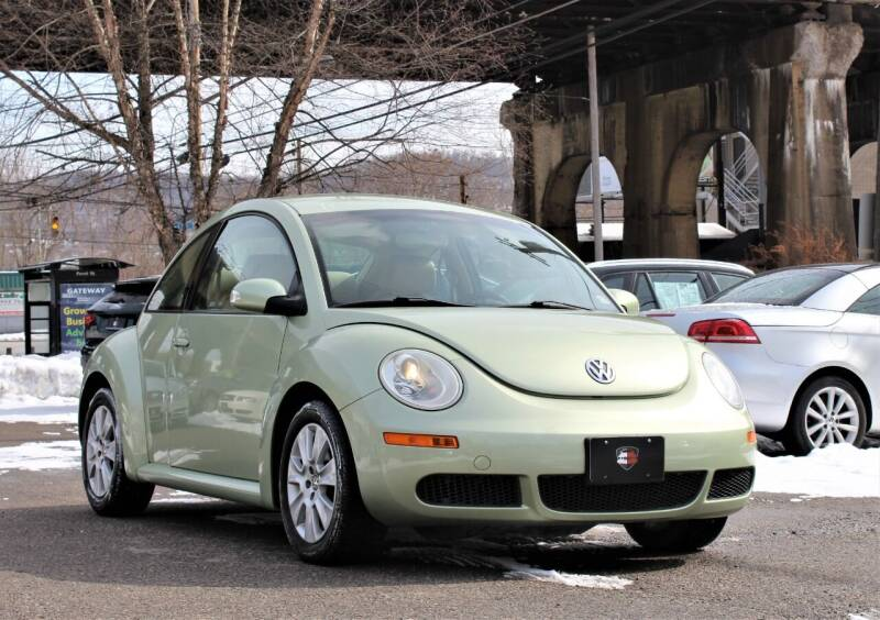 2008 Volkswagen New Beetle for sale at Cutuly Auto Sales in Pittsburgh PA