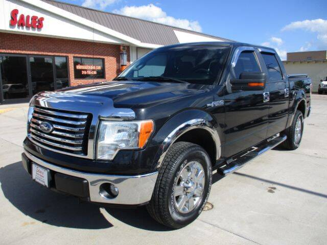 2010 Ford F-150 for sale at Eden's Auto Sales in Valley Center KS