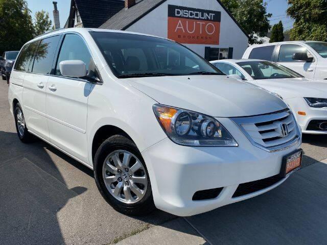 2010 Honda Odyssey for sale at Discount Auto Brokers Inc. in Lehi UT