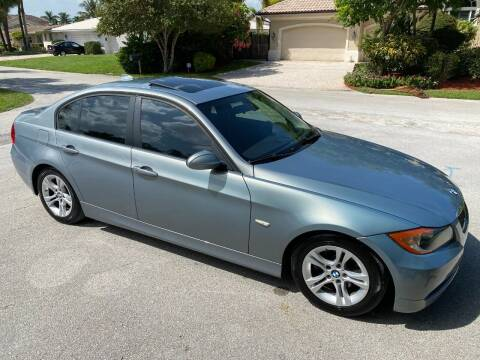 2008 BMW 3 Series for sale at Exceed Auto Brokers in Lighthouse Point FL