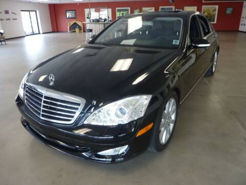 2007 Mercedes-Benz S-Class for sale at Roswell Auto Imports in Austell GA