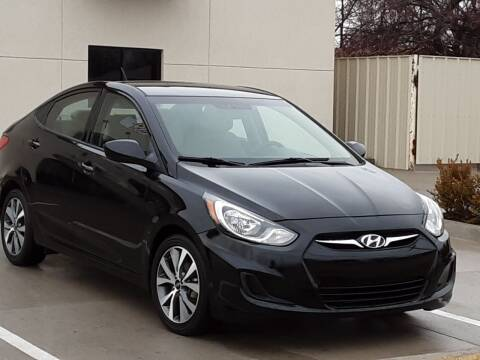 2017 Hyundai Accent for sale at Red Rock Auto LLC in Oklahoma City OK