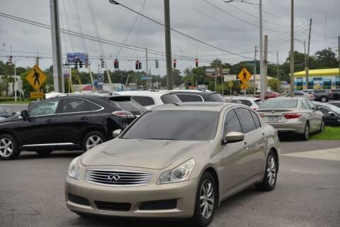 2009 Infiniti G37 Sedan for sale at Motor Car Concepts II - Kirkman Location in Orlando FL