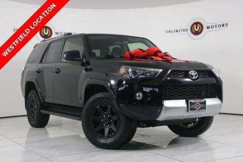 2015 Toyota 4Runner for sale at INDY'S UNLIMITED MOTORS - UNLIMITED MOTORS in Westfield IN