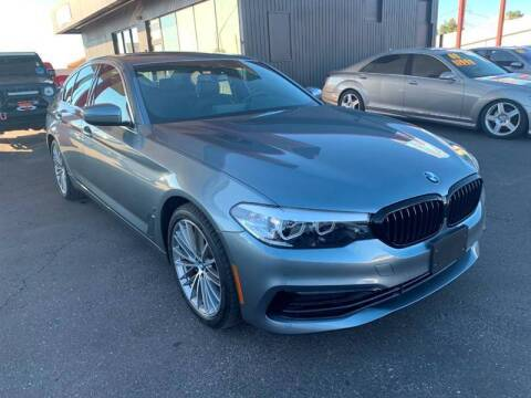 2019 BMW 5 Series for sale at JQ Motorsports East in Tucson AZ
