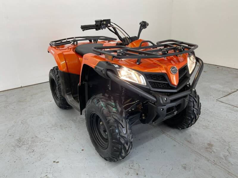 2019 CF Moto FORCE 400 for sale at Auto Solutions in Warr Acres OK