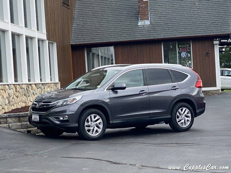 2016 Honda CR-V for sale at Cupples Car Company in Belmont NH