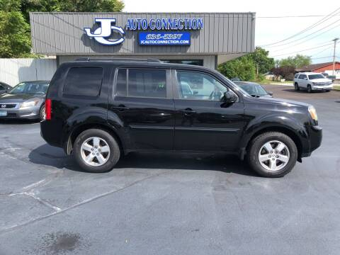 2011 Honda Pilot for sale at JC AUTO CONNECTION LLC in Jefferson City MO