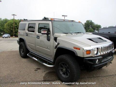 2007 HUMMER H2 for sale at Gary Simmons Lease - Sales in Mckenzie TN
