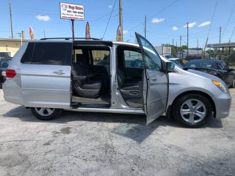 2008 Honda Odyssey for sale at Mego Motors in Orlando FL