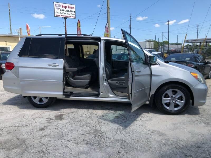 2008 Honda Odyssey for sale at Mego Motors in Orlando FL