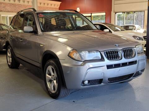2006 BMW X3 for sale at AW Auto & Truck Wholesalers  Inc. in Hasbrouck Heights NJ