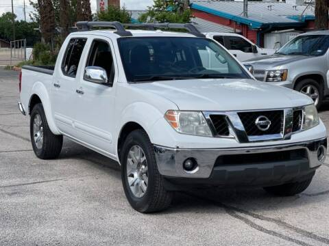 2012 Nissan Frontier for sale at AWESOME CARS LLC in Austin TX