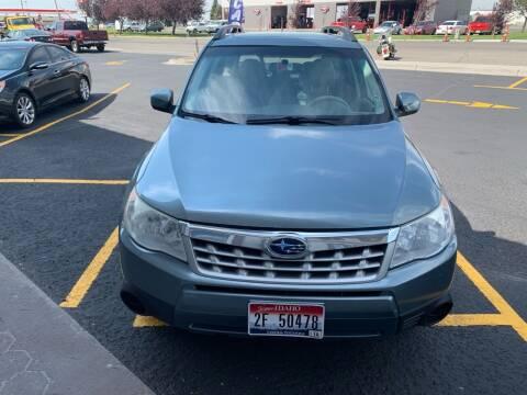 2011 Subaru Forester for sale at ALOTTA AUTO in Rexburg ID
