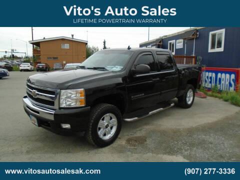 2010 Chevrolet Silverado 1500 for sale at Vito's Auto Sales in Anchorage AK
