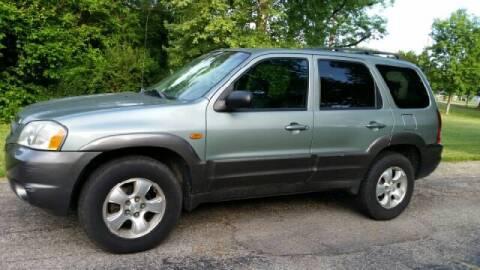 2003 Mazda Tribute for sale at Superior Auto Sales in Miamisburg OH