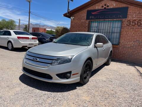 2010 Ford Fusion for sale at Auto Click in Tucson AZ