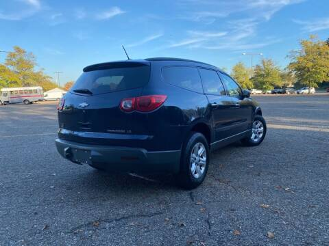 2011 Chevrolet Traverse for sale at STARIA AUTO GROUP LLC in Akron OH