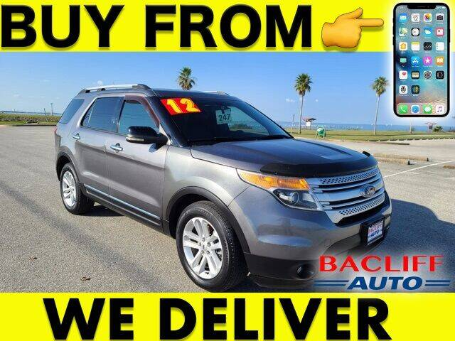2012 Ford Explorer for sale at Bacliff Auto in Bacliff TX
