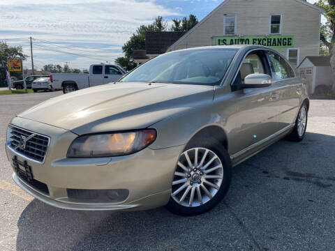 2007 Volvo S80 for sale at J's Auto Exchange in Derry NH