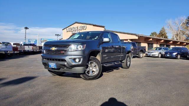 2015 Chevrolet Colorado for sale at Lakeside Auto Brokers Inc. in Colorado Springs CO