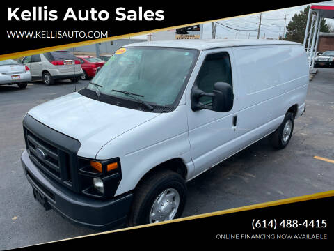 2014 Ford E-Series Cargo for sale at Kellis Auto Sales in Columbus OH