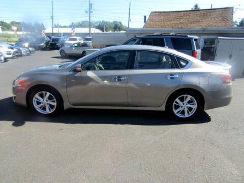 2014 Nissan Altima for sale at American Auto Group Now in Maple Shade NJ