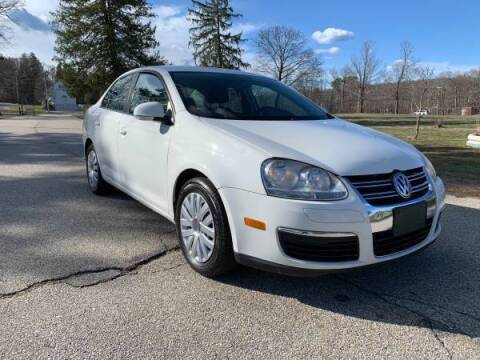 2009 Volkswagen Jetta for sale at 100% Auto Wholesalers in Attleboro MA