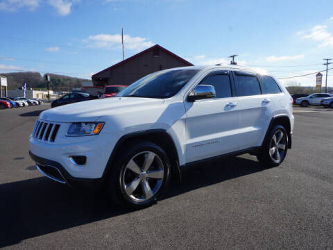 2015 Jeep Grand Cherokee for sale at Stephens Auto Center of Beckley in Beckley WV